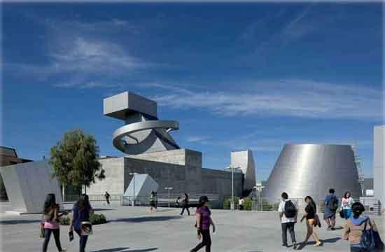 دبیرستان هنرهای بصری و نمایشی لس آنجلس